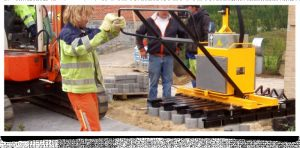 Firmaer i bygge- og anlægsbranchen kan med fordel investere i effektiv vakuumløfter