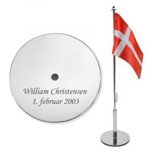 Derfor er et bordflag den perfekte gave til en særlig dag