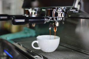 Industri kaffemaskiner der opfylder dine kaffebønner