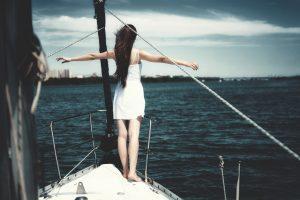 Sejlertøj til kvinder er ikke noget moderne